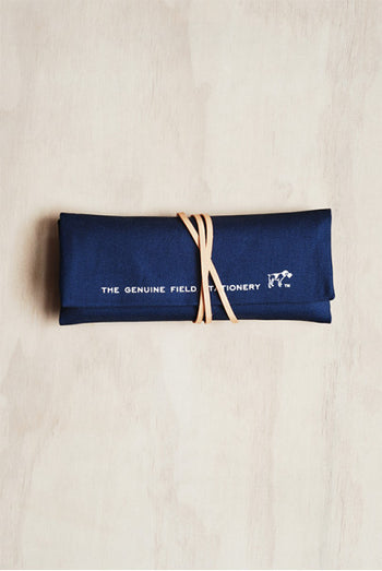 ROLL PEN CASE NAVY