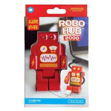 ROBOHUB 2000 - RED (M11009A)