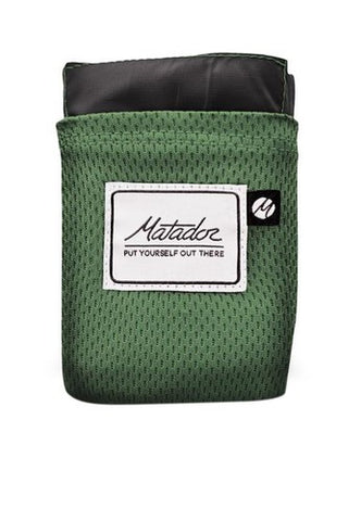 MATADOR POCKET BLANKET ALPINE GREEN