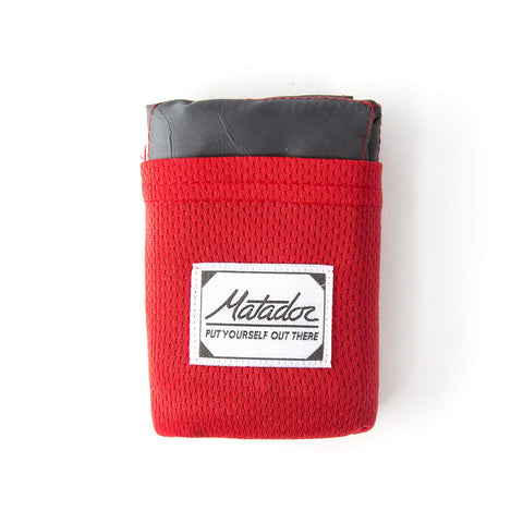 MATADOR POCKET BLANKET RED