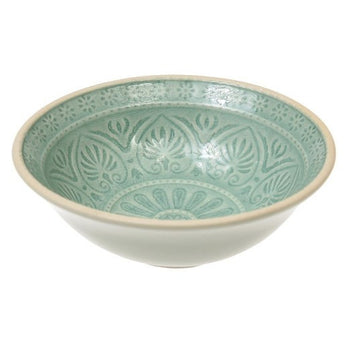 MARRAKESH MEZZE DISH MINT GREEN (26700)