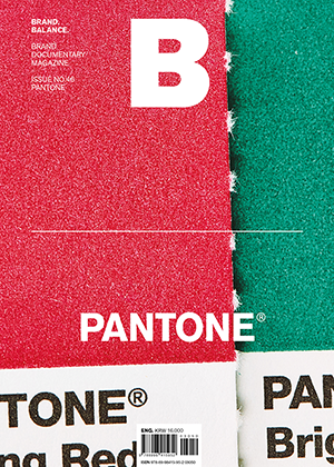 Magazine B Issue#46 PANTONE