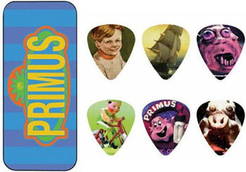 Primus Logo Guitar Pick Set