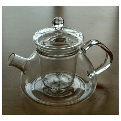 ROM TEAPOT 450 WITH GLASS INFUSER