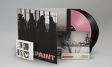 "Vinyl Heads Up: 12"" Limited edition Rough Trade exclusive Pink + Black vinyl."