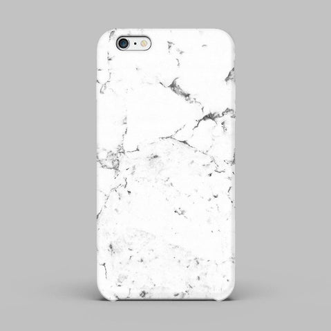 IPHONE CASE 6/6S WHITE MARBLE