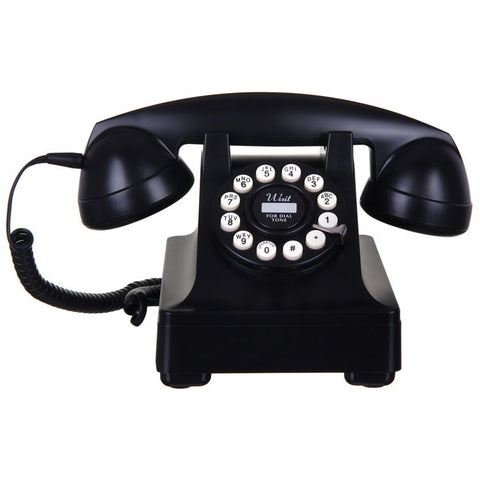 SERIES 302 BLACK TELEPHONE