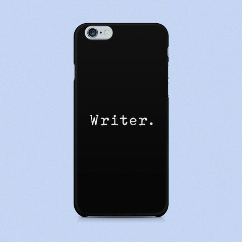 IPHONE CASE 7 WRITER