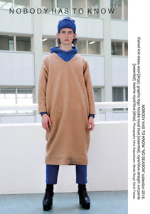 N/S 18 Look 13 - NOBODY HAS TO KNOW