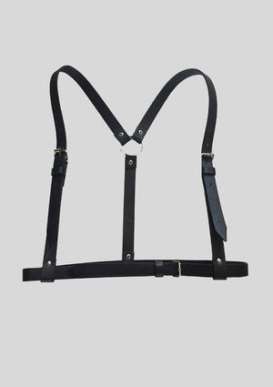 Harness vegan leather - NOBODY HAS TO KNOW
