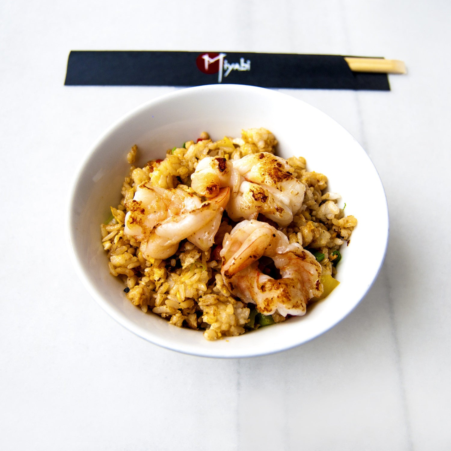 Ebi Fried Rice