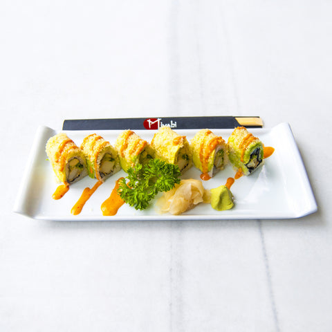 Spicy Ika Tempura Roll