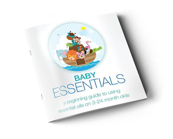 Baby Essentials Booklet -10pk - Oil Life
