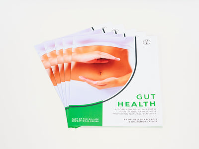 Gut Health Trifold (5pk)