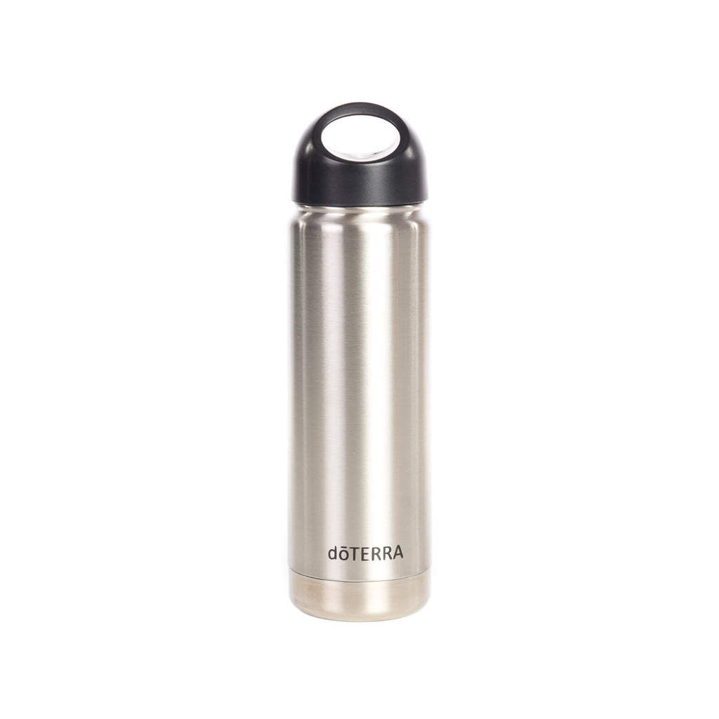Stainless Steel Bottle doTERRA Logo