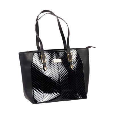 Derby Handbag - Black