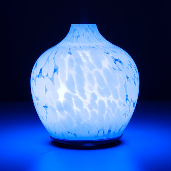 White Lies - White art Glass Diffuser