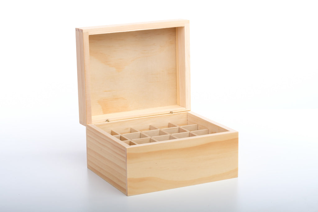 Pine Box - Holds 20