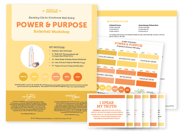 Power & Purpose Rollerball Workshop