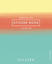 Oil Life Sticker Book - 2nd Edition