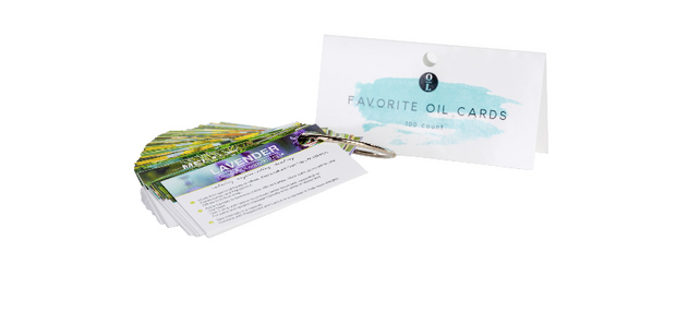 Favorites - Oil Sharing Cards