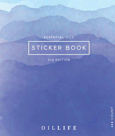 Oil Life Sticker Book 3rd Edition