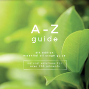 A-Z Essential Oil Usage Guide (10 pk) - 8th Edition - Oil Life