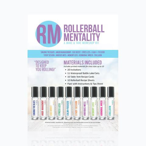 Rollerball Mentality Make & Take Kit