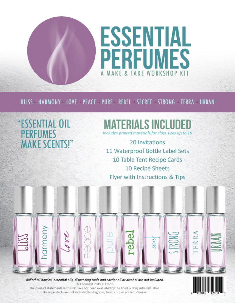 Essential Perfumes Kit