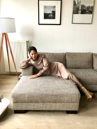 COOL FACES OF BASTET NOIR: Meet Yin Fung, the editorial assistant at Elle in the Netherlands