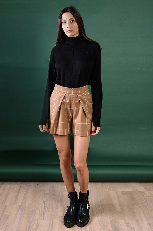 The Winona Short Pants - BastetNoir