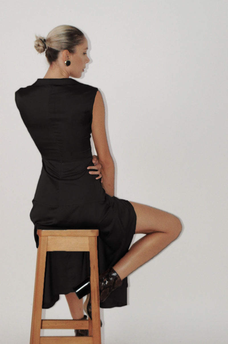 The Nayla Dress - BastetNoir