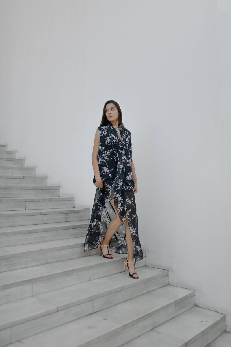 The Eleonora Dress - BastetNoir
