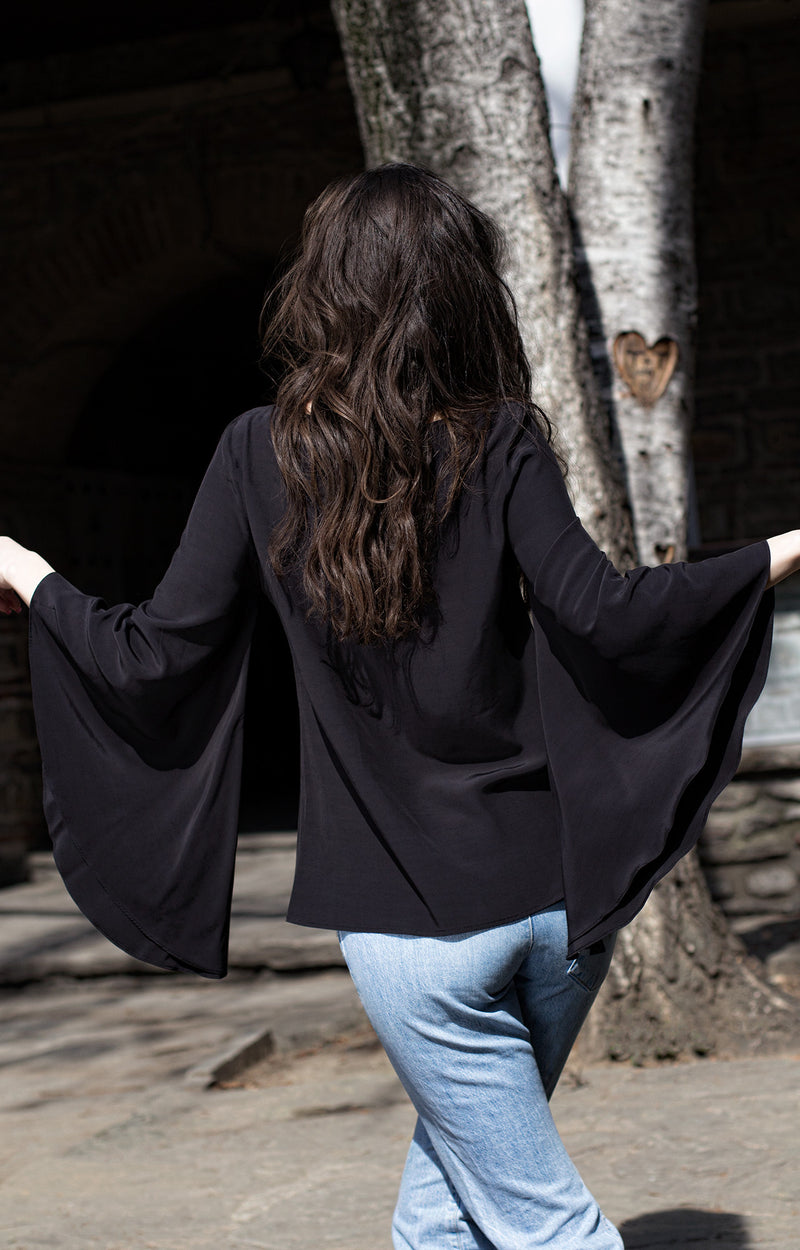 Long sleeve shirt - BastetNoir