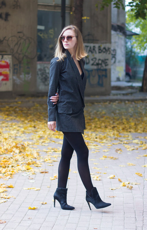 Blazer dress - BastetNoir
