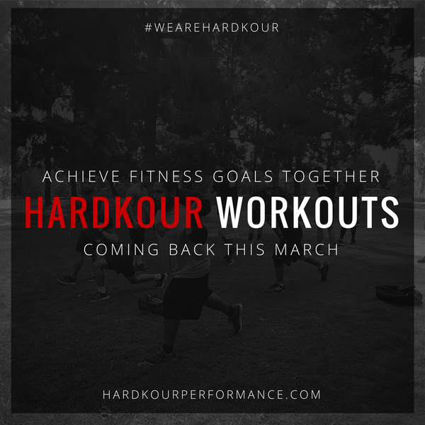 HARDKOUR CLASSES ARE BACK !!
