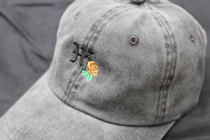 AOGS - HKrose - Black Tonal Dad Hat - HARDKOUR PERFORMANCE