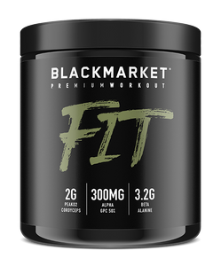 BLACKMARKET - Fit: Pre-Workout - HARDKOUR PERFORMANCE