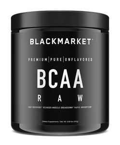 BLACKMARKET - RAW BCAA - HARDKOUR PERFORMANCE