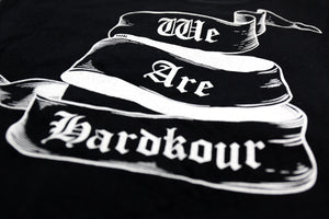"""We Are Hardkour"" Ribbon Tee"