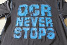 OCR Never Stops Compression Long Sleeve - HARDKOUR PERFORMANCE