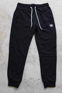 HK French Terry Drawstring Joggers