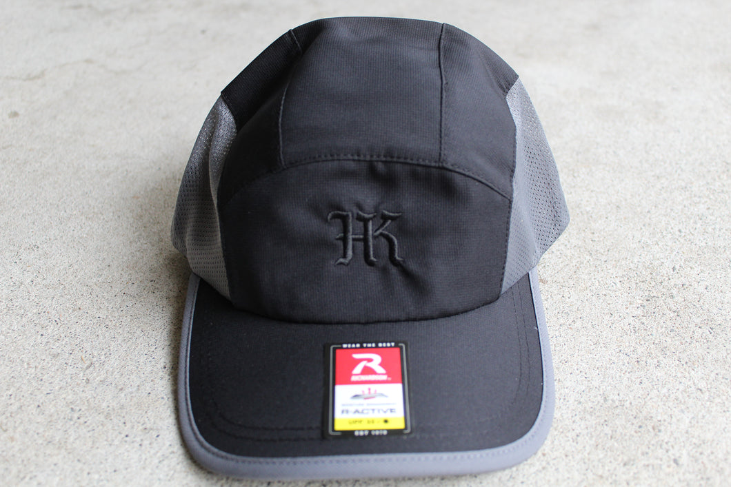 HK Mesh Panel Running Tech Cap - HARDKOUR PERFORMANCE