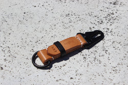 WRAITH WORKS X HKP LEATHER KEYCHAIN CLIP