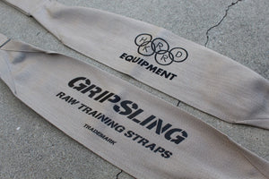 HK x GripSling Raw Training Straps - HARDKOUR PERFORMANCE