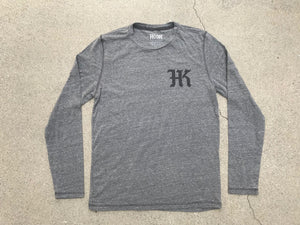 Polytech Ribbon Long Sleeve - HARDKOUR PERFORMANCE
