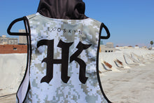 HK x Exoskyn Sleeveless Hoodie - HARDKOUR PERFORMANCE