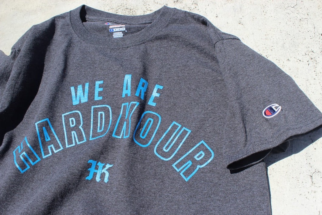 We Are Hardkour Tee - HARDKOUR PERFORMANCE