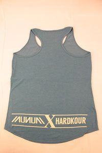 MUNUM X HKP WOMEN'S TRI-BLEND TANK TOP - HARDKOUR PERFORMANCE