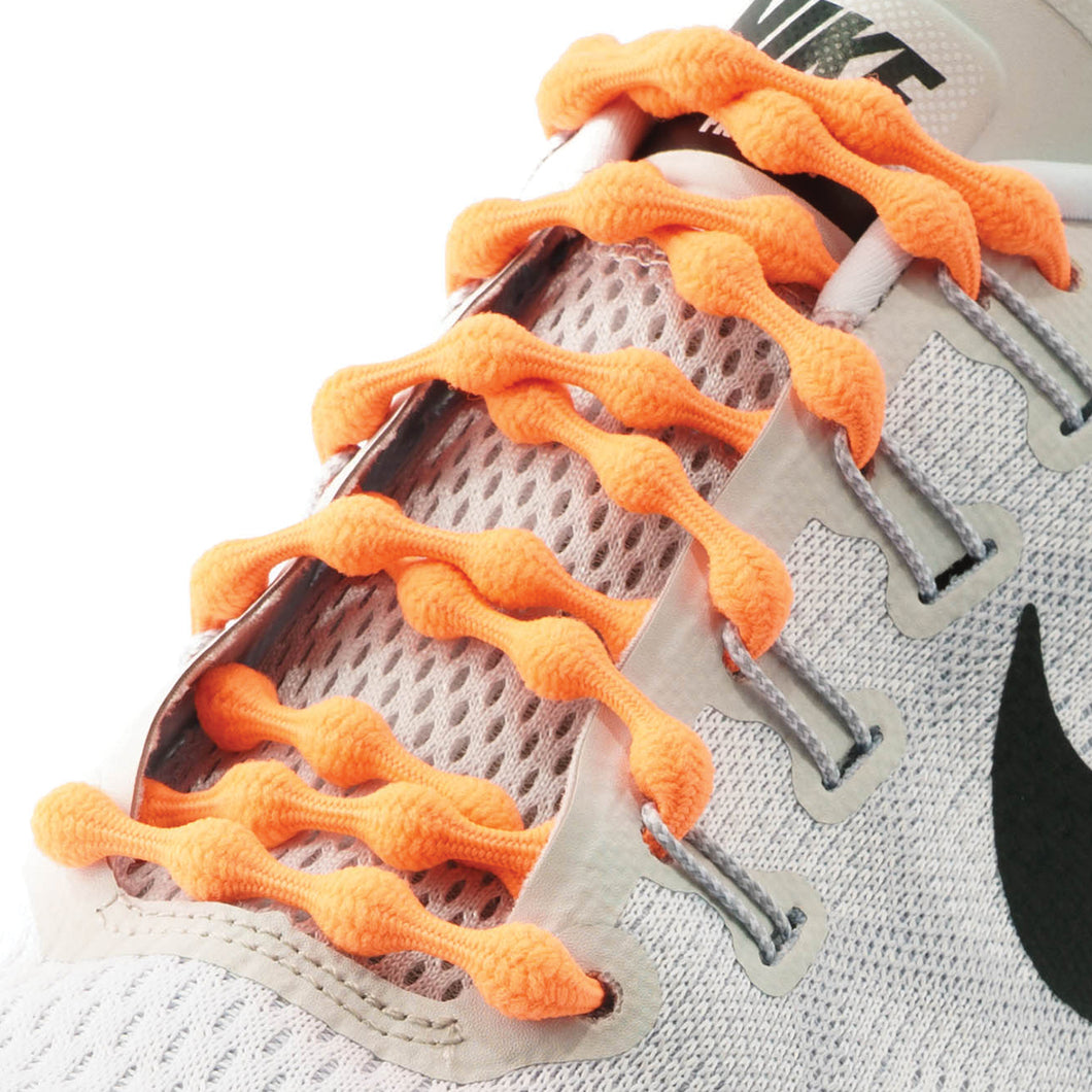 Caterpy Laces - Citrus Orange - HARDKOUR PERFORMANCE
